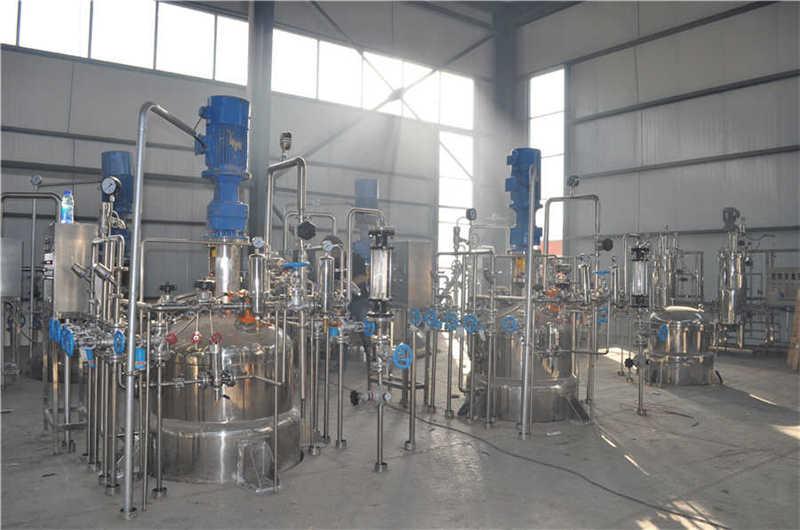 1000 升自动发酵罐