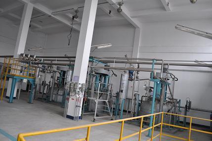 3套15m³发酵罐系统
