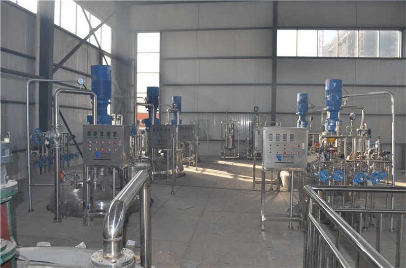 1T10T发酵罐系统3套
