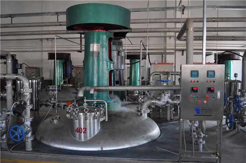 60T发酵罐系统正面