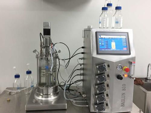 玻璃发酵罐(机械搅拌离位灭菌)