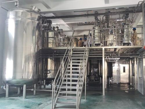 中试发酵罐系统(5KL)