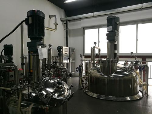 10KL发酵罐系统
