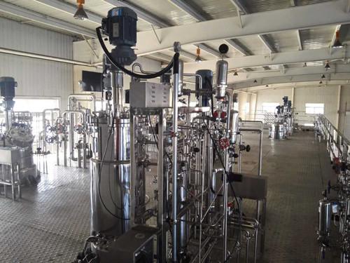 8KL生产型发酵系统