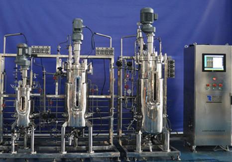 二级二联发酵罐(10L100L100L)