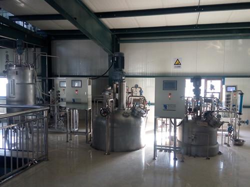 3m³30m³发酵罐