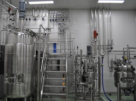 1000L全自动发酵罐系统