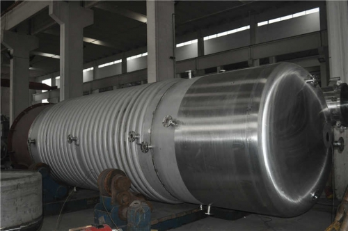 15吨发酵罐罐体