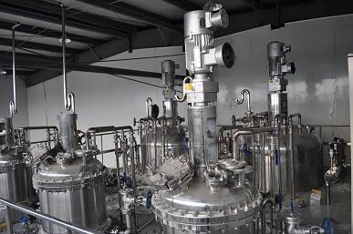 5吨发酵罐系统