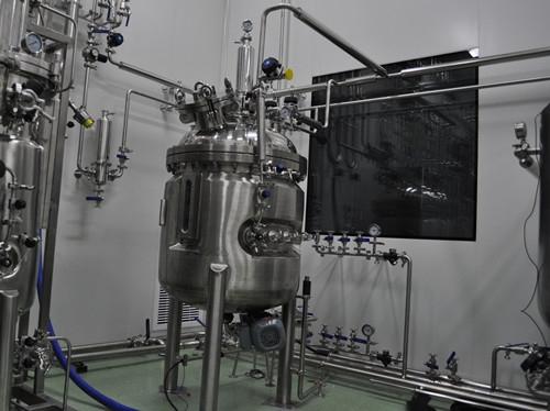 300L磁力搅拌配料罐
