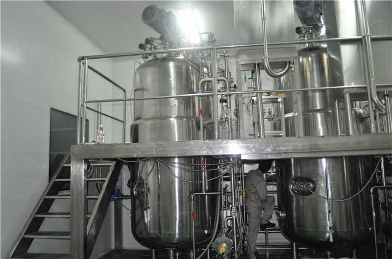 4T fermenter system 2 sets (meet GMP requirements)