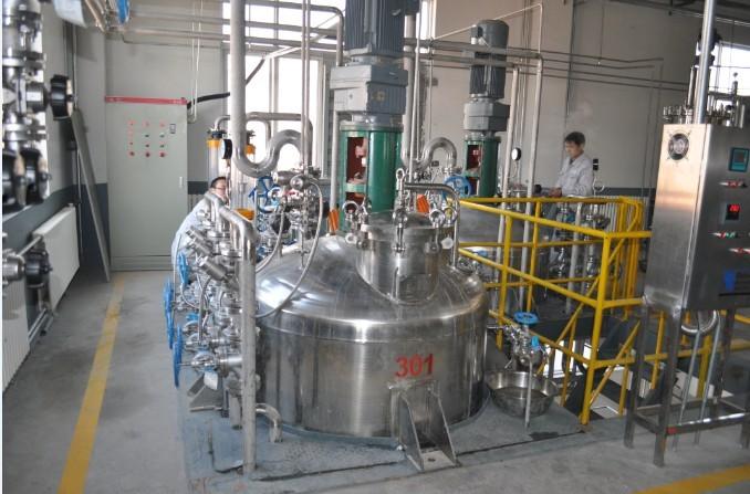 5T fermenter system 2 sets