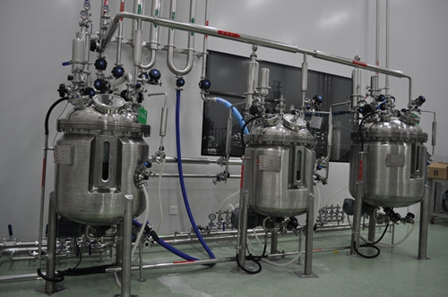 Magnetic stirring fermenter vaccine(300L)