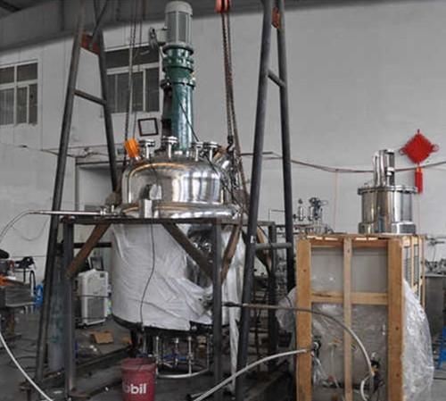 Hydrolysis tank(1m³)