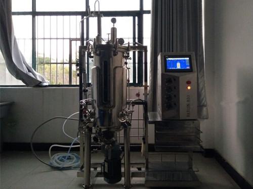 Magnetic stirring fermenter bioreactor