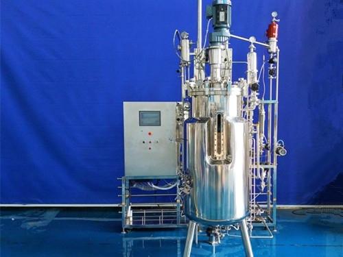Vaccines fermenter bioreactor