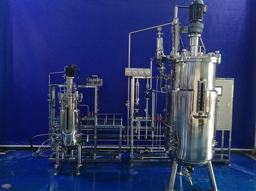 Two stage  fermenter|bioreactor