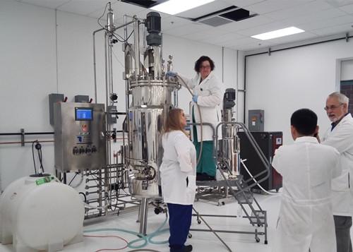 Pilot fermenter|bioreactor (50L500L)