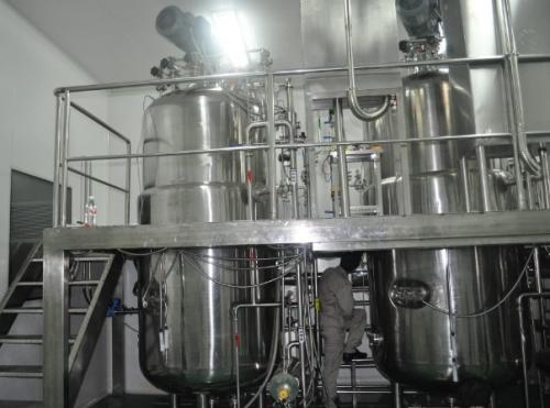 3m³ fermentador