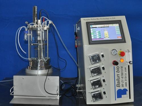 Fermentadores de vidrio (magnética esterilización agitación unseat)