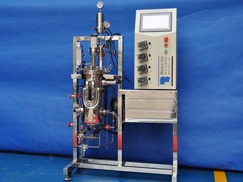 Tanque de fermentación de acero inoxidable (10L)