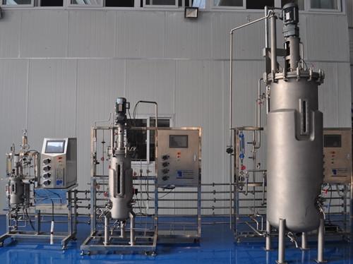 Tanque de fermentación de varias etapas