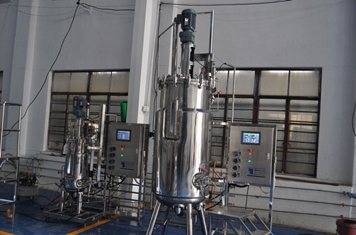 50L500L diodo biorreactor