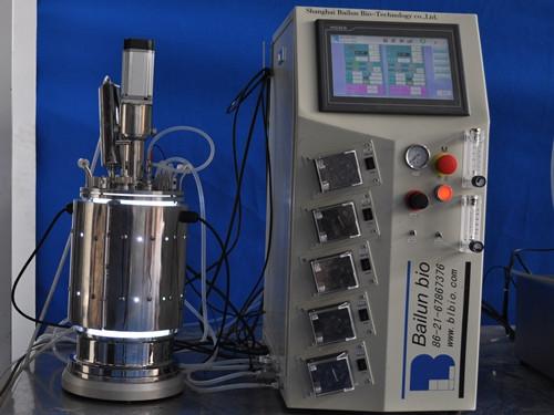 Biorreactor Luz de cristal