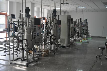 Fermentador flujo metabólico (15L50L5 Unión)