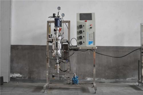 Fermentador de acero inoxidable esterilizado automática (5 litros -30 litros)