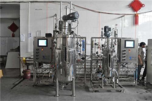 Fermentador automática (10L-2000L)