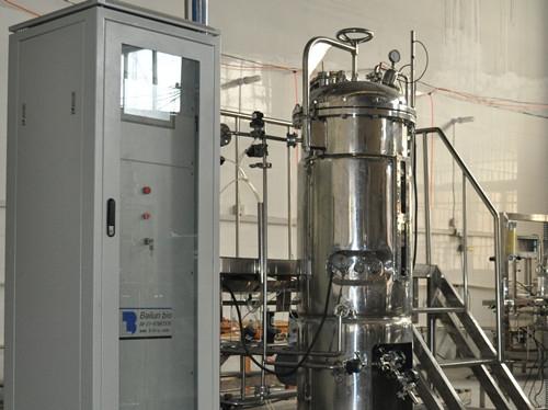 Fermentador agitado magnéticamente (200L)
