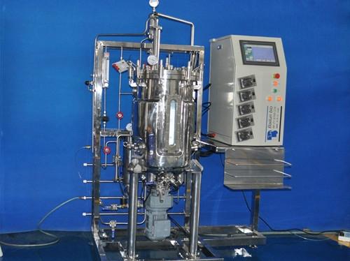 Fermentador agitado magnéticamente (50L)