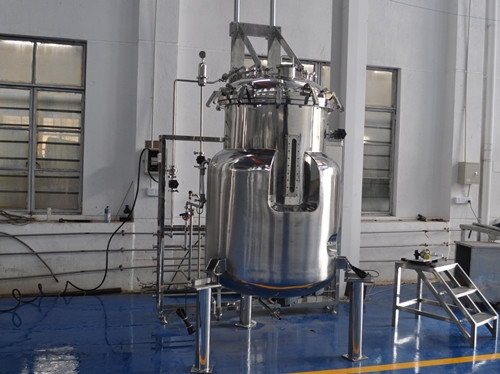 650L reactor agitador magnético