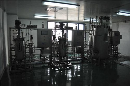 Biorreactores de cultivo en suspensión celular (500L)