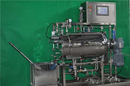 Tanque de fermentación sólida (100L-500L)