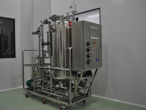 Sistema automático de limpieza BLBIO-CIP