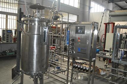 Sistema de control de fermentador 300L americano y modificaciones de tuberías