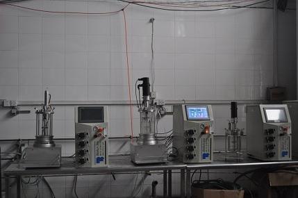 La agitación mecánica tanque de fermentación anaerobia